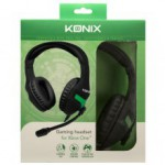 Casque micro Konix Casque gaming Xbox One