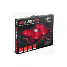 Refroidisseur Spirit of gamer RED AIRBLADE 500