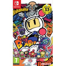 Jeux Nintendo Switch NINTENDO Super Bomberman R