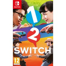 Jeux Nintendo Switch NINTENDO 1 2 Switch