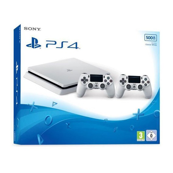 PS4 Sony CONSOLE PS4 White